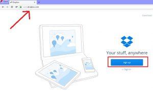 Truy cập website và đăng ký tài khoản cho riêng mình