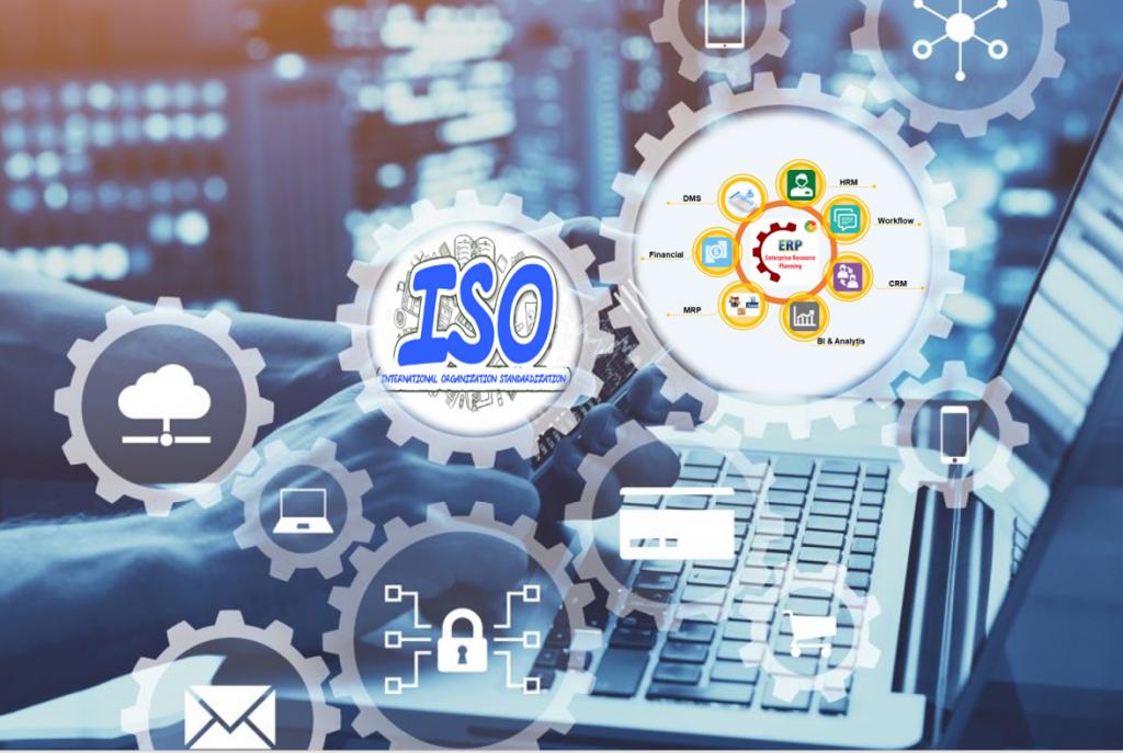 Phần mềm ERP và ISO khác biệt nhau như thế nào?