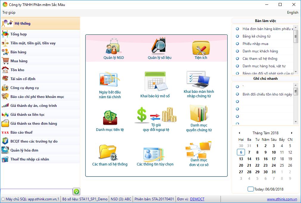 phần mềm kế toán đơn giản dễ sử dụng