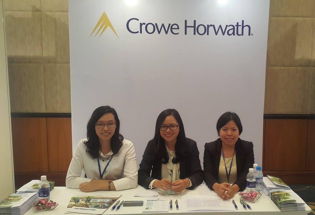 Dự án triển khai phần mềm Crowe Vietnam