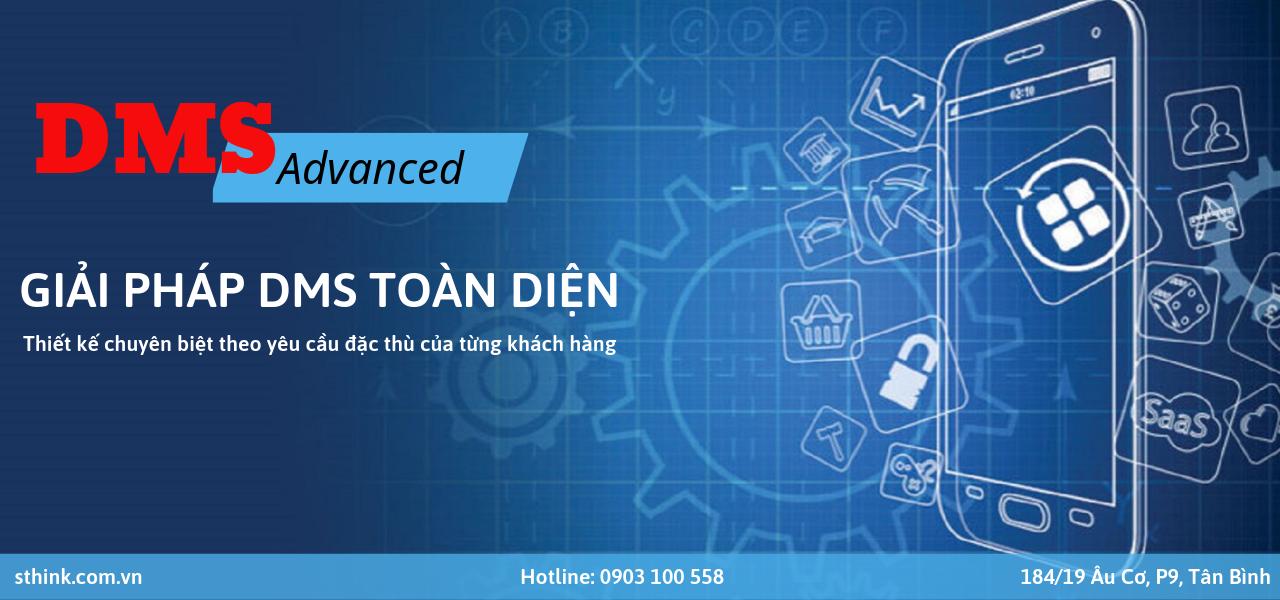 lợi ích phần mềm quản lý phân phối dms