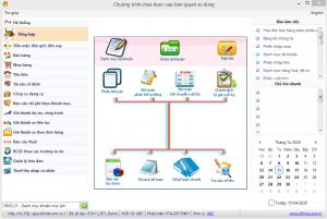 Giới thiệu phần mềm kế toán Sthink