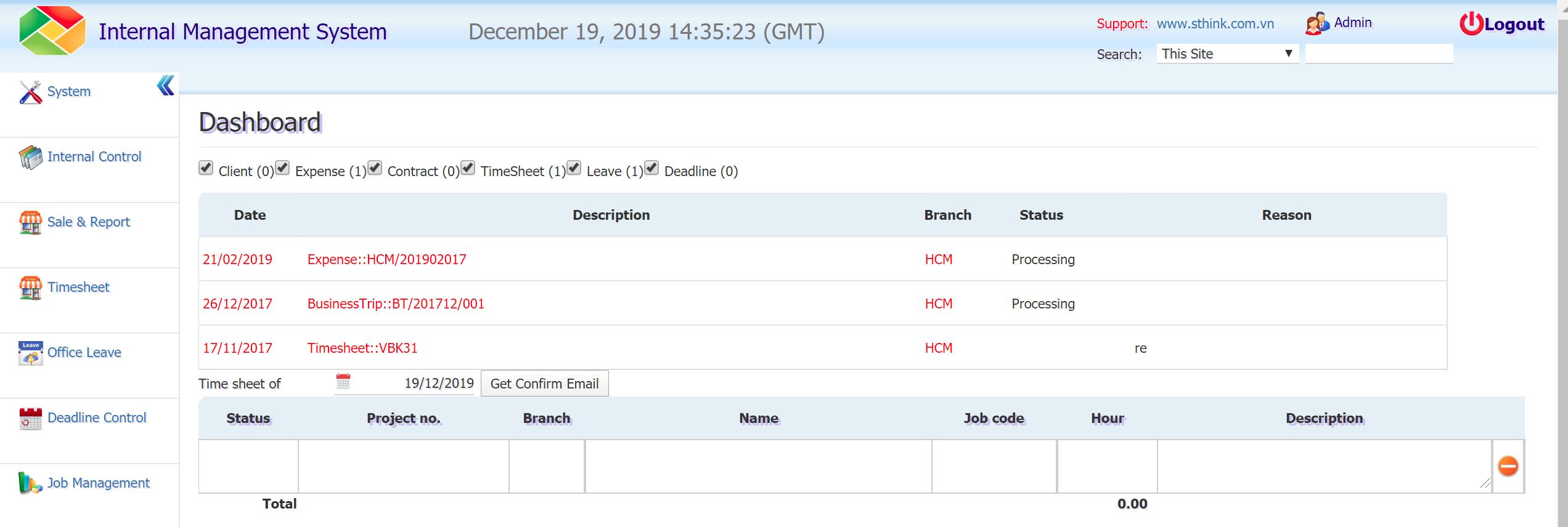 Toàn quốc - Nghiệm thu phần mềm quản lý workflow tập đoàn Iglocal Capture4